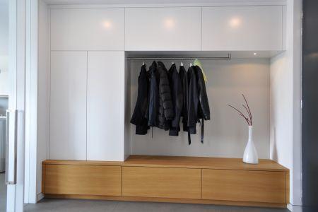 Garderoben, Flurmöbel nach Maß