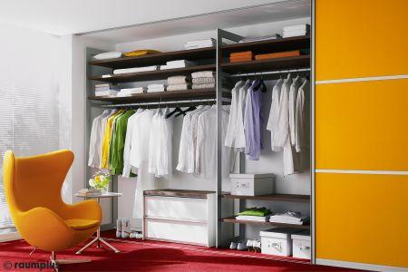 Raumplus, Türen begehbare Kleiderschränke