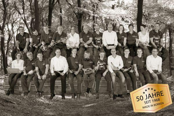 Ein tolles Team seit 1968