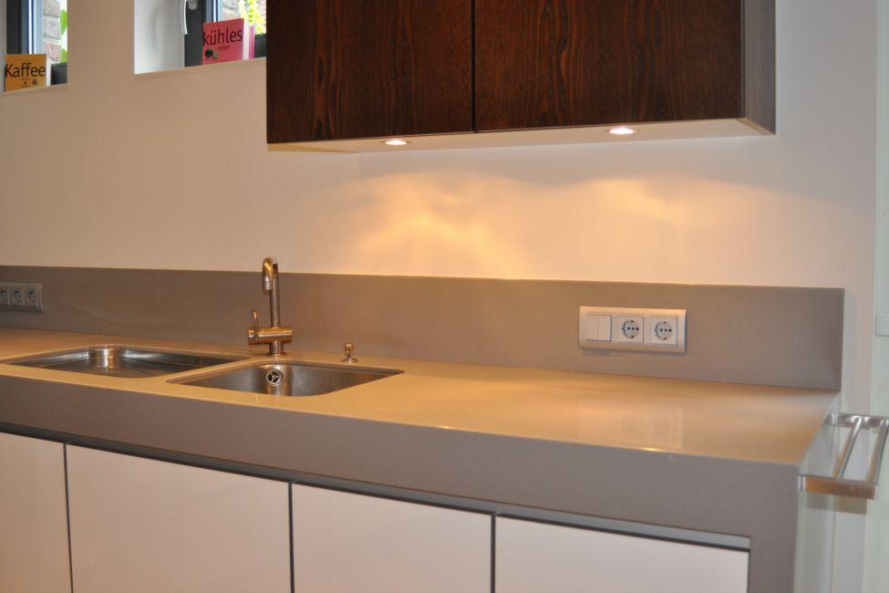 Corian Arbeitsplatten corian in der küche klocke