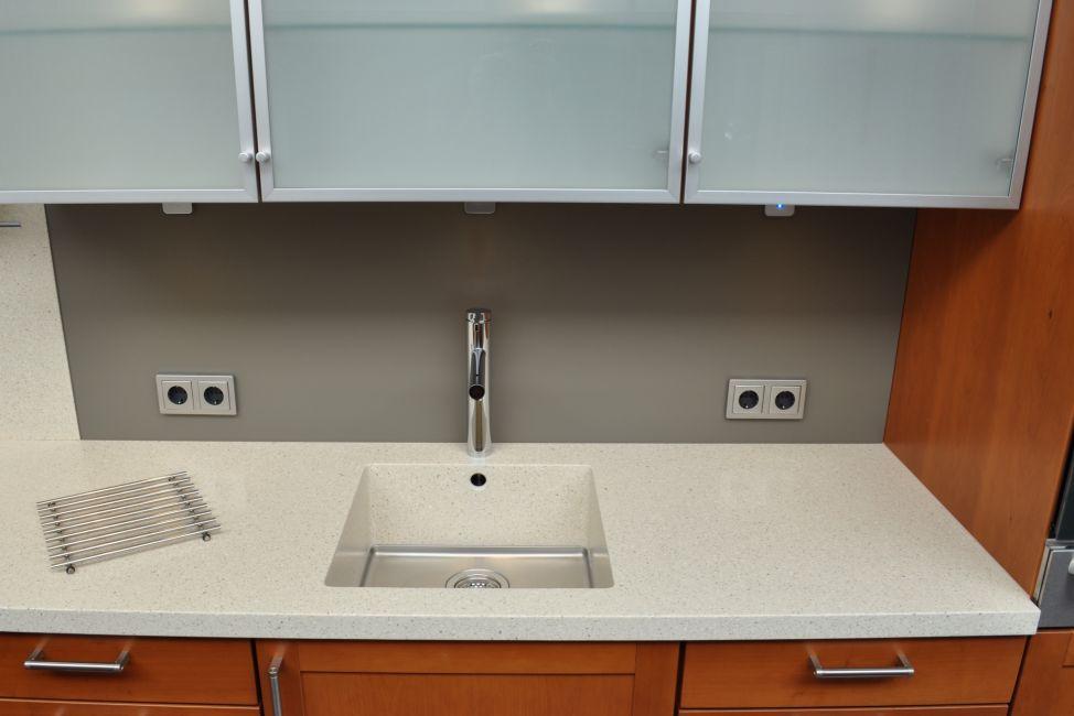Corian Spülbecken corian in der küche klocke