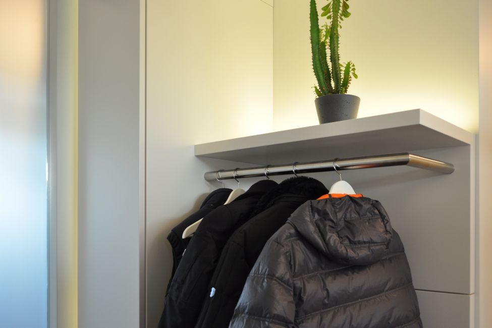 Extrem Garderoben, Möbel für Flure und Eingangsbereiche nach Maß XV17