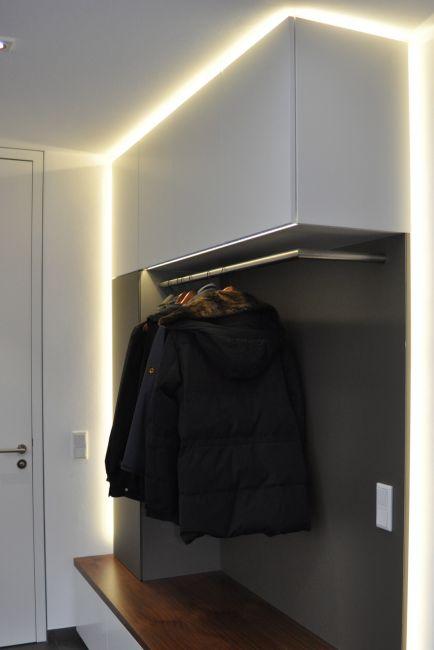 Flur garderobe und with flur garderobe affordable with for Garderobe birke