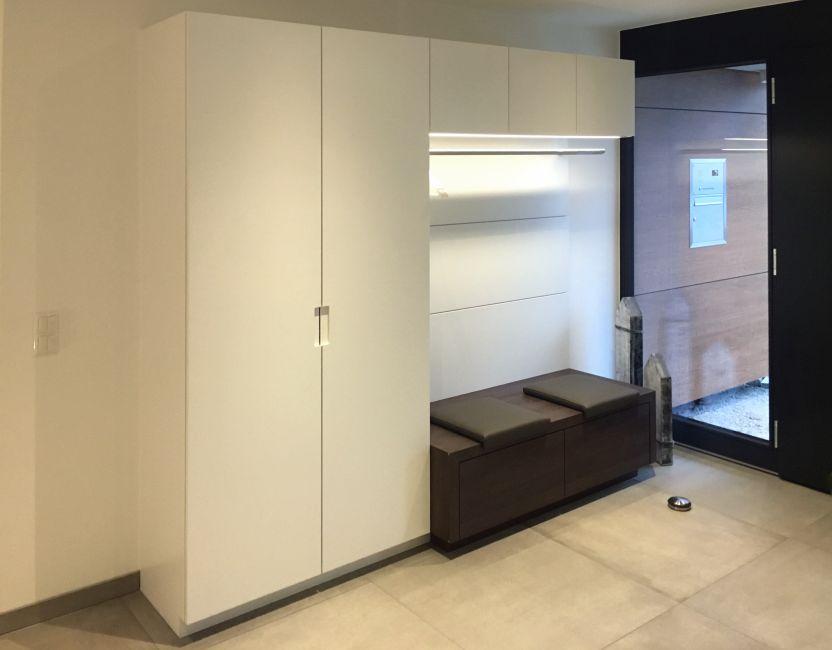 Garderoben Möbel Für Flure Und Eingangsbereiche Nach Maß