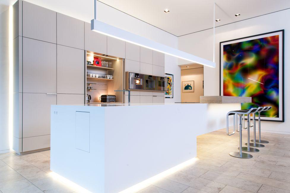 Luxus Kuche Mit Kochinsel ~ Alle Ihre Heimat Design Inspiration, Hause Deko