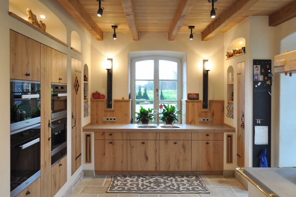 Landhausküche nach Maß | Klocke