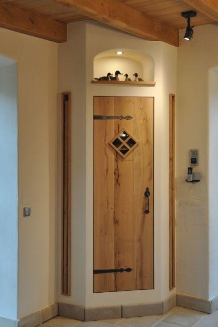 landhausk che nach ma klocke. Black Bedroom Furniture Sets. Home Design Ideas