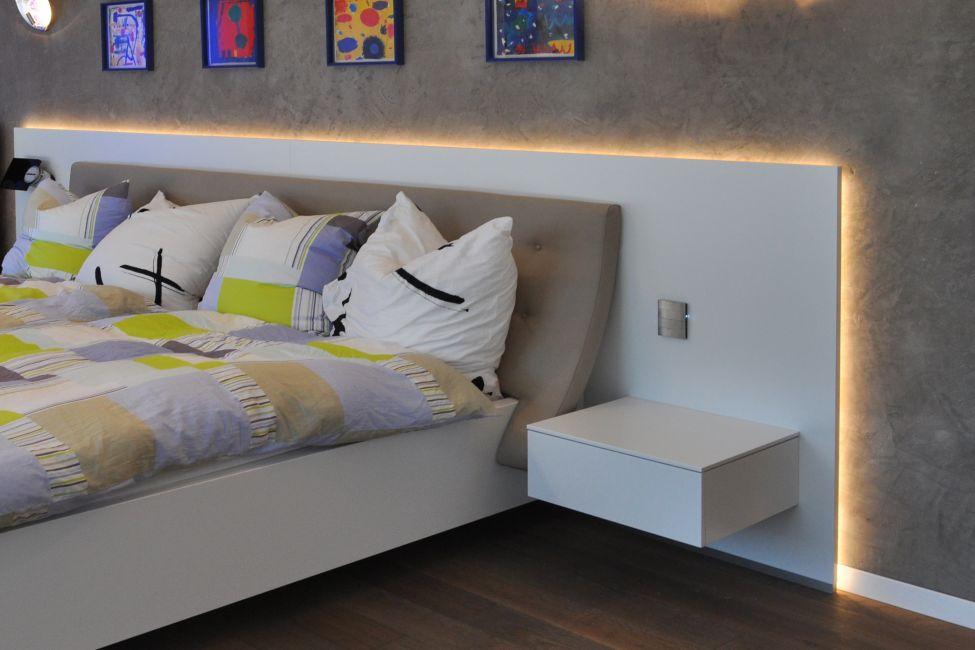 Beleuchtung Schlafzimmer Bett Inspiration Design Raum Und M Bel F R Ihre  Wohnkultur