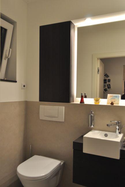 Captivating Gäste WC, Sarnierung Ohne Fliesen Good Ideas