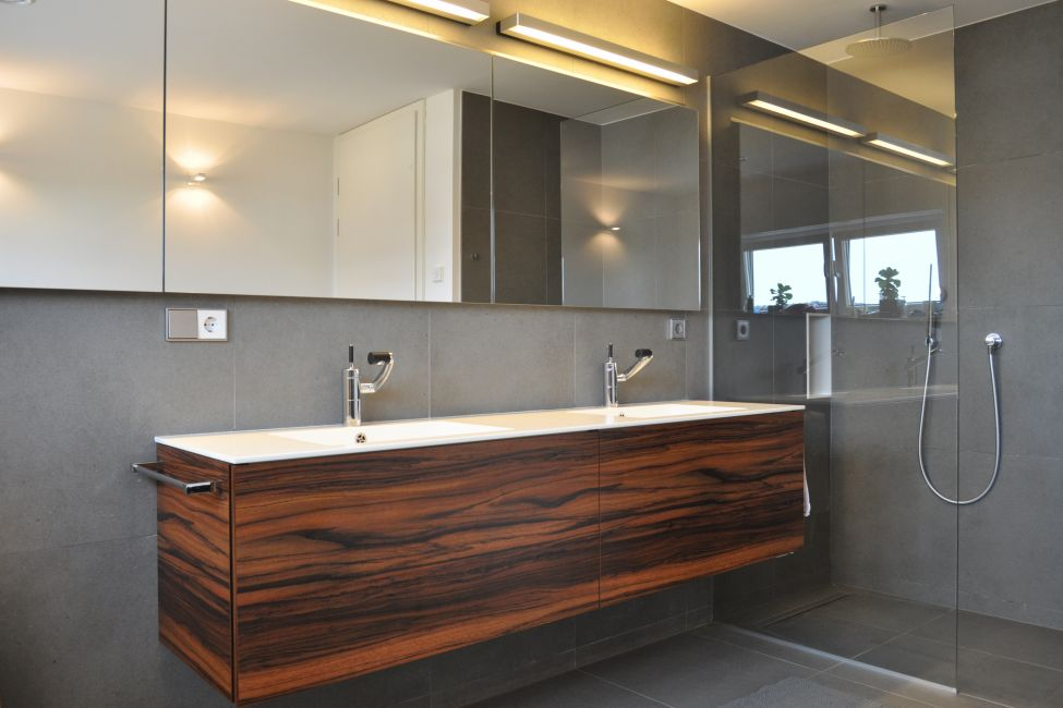 Moderne Badezimmermöbel Holz Moderne Badmöbel
