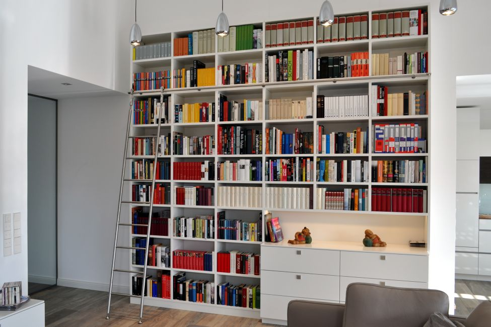 Bibliothek wohnzimmer - Bibliothek wohnzimmer ...
